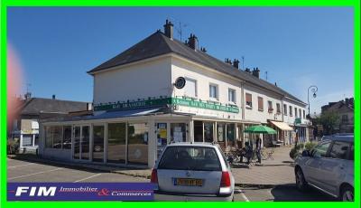 Bar brasserie restaurant situé en centre ville 80 couverts - gra