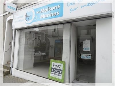 Location local commercial Ancenis 550€ +CH - Photo 1