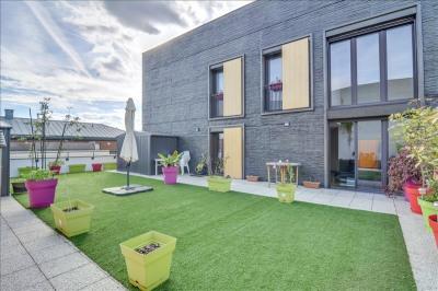 Appartement duplex colombes - 5 pièce (s) - 106.64 m²