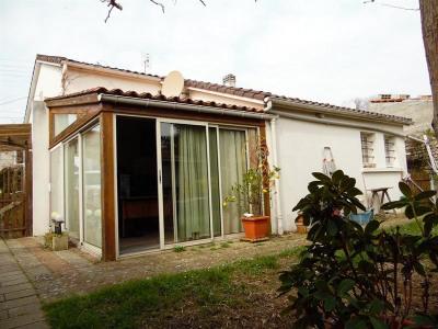 Maison de plain-pied + Jardin