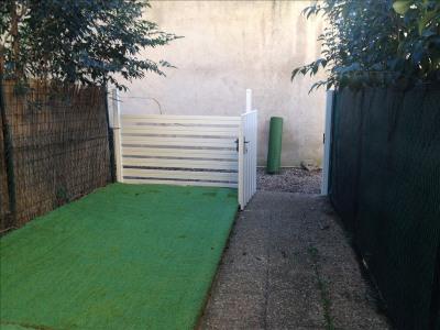 Appartement T2 + jardin