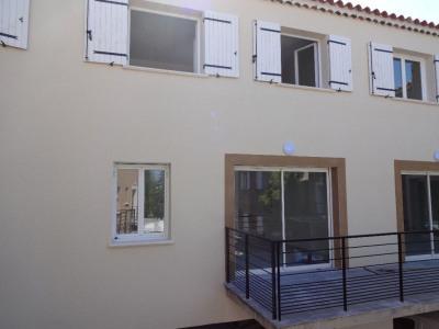 Appartement T2 bis avec terrasse et garage double