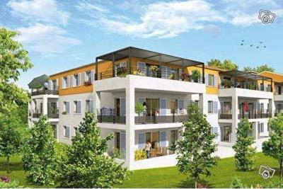 Appartement Cuers 2 pièce (s) 41.88 m²