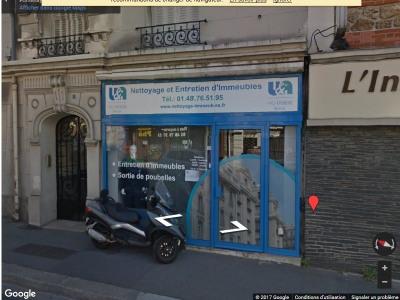 Vente Local commercial Fontenay-sous-Bois