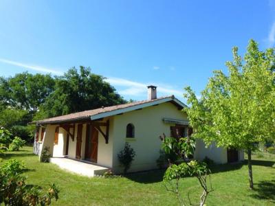Quartier calme beau jardin et maison traditionnelle