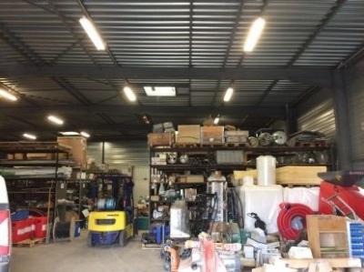 Vente Local d'activités / Entrepôt Sorigny