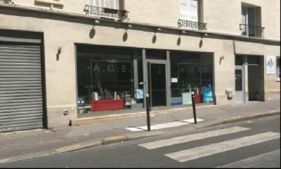 Vente Local commercial Paris 19ème