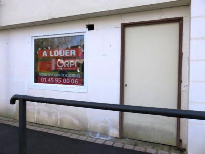 Location local commercial Villecresnes