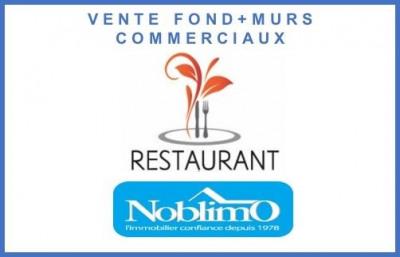 Plaine du forez (42): restaurant - murs et fondsdans un m
