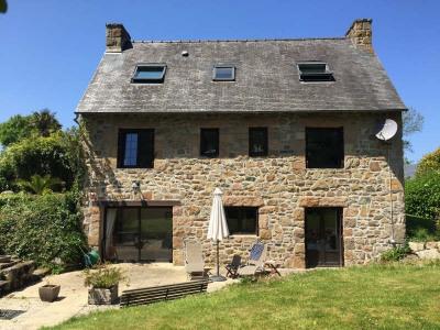 Maison pierres rénovée