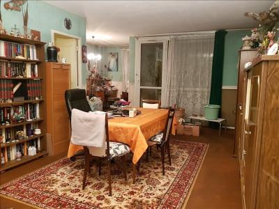 Appartement F3 en rez-de-chaussée