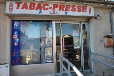 Fonds de commerce Tabac - Presse - Loto Autun