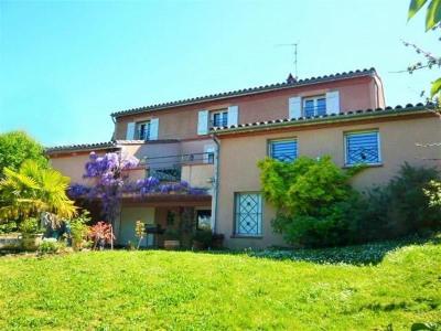 Vente maison / villa Auzeville-Tolosane