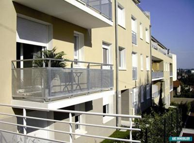 Appartement Limoges 2 pièce (s) 42.39 m²