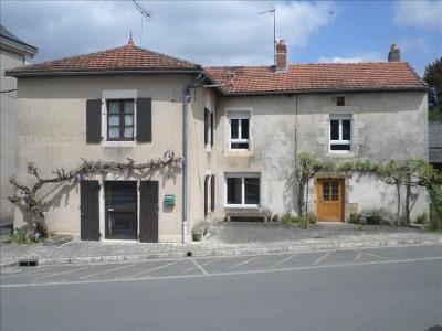 Maison et local