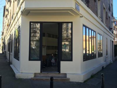 Boutique d'angle 27 M² / Montreuil limite Vincennes