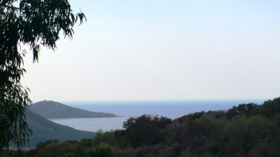 Terrain en pl propriété-V Mer si étage à Pietrosella-Accelasca