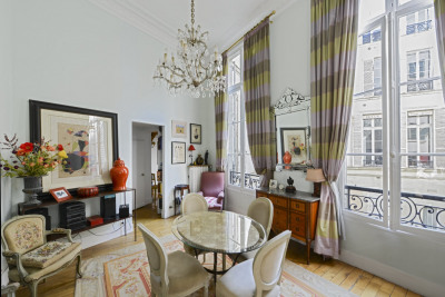 Paris 1st District – A perfect pied a terre in a prime location