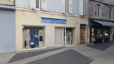Location Boutique Valence