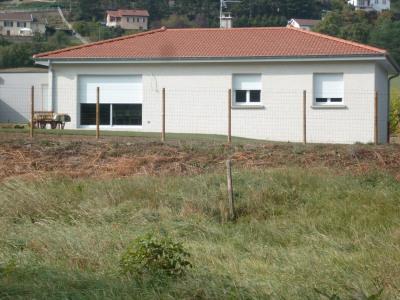 Maison en construction idéale seniors