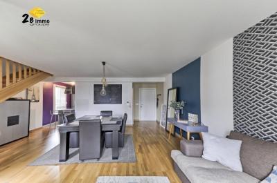 Très bel appartement en duplex 82m²