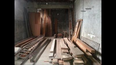 Entrepôt/atelier 55 m²