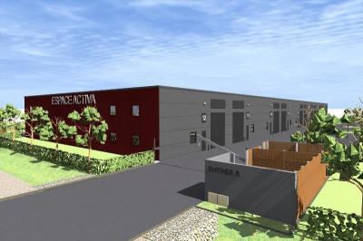 Vente Local d'activités / Entrepôt Saint-Martin-du-Manoir