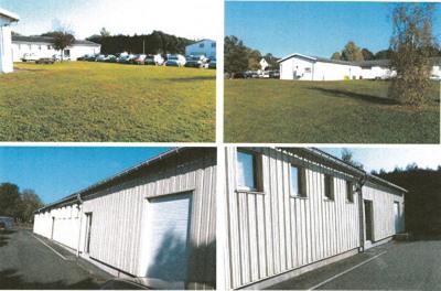 Vente Local d'activités / Entrepôt Panazol
