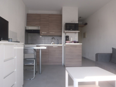 Studio 21 m² Sept à juin + Parking Carnon Plage