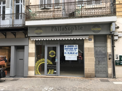 Location Boutique Moulins