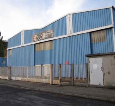 Location Local d'activités / Entrepôt Rogerville
