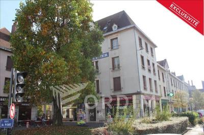 Appartement ancien auxerre - 5 pièce (s) - 110 m²