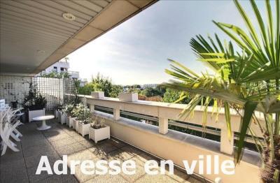5 pièces duplex terrasses