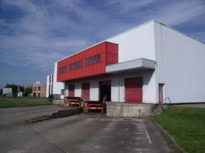 Location Local d'activités / Entrepôt Épône 0