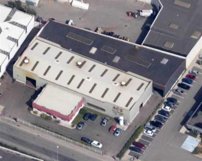 Vente Local d'activités / Entrepôt Vaulx-en-Velin