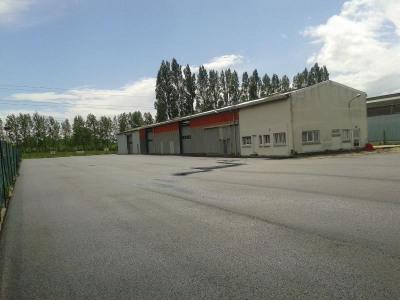 Location Local d'activités / Entrepôt Sandouville