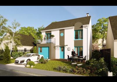 Maison + Terrain 5 pièces Noisy-le-Grand (93160)