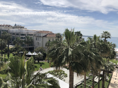 Cannes Croisette Studio Vue Mer Cannes