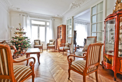 Appartement 5 pièces 127m² - 3 chambres
