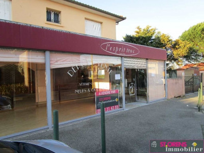 Vente fonds de commerce boutique Saint-Orens-de-Gameville