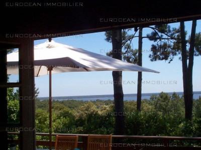 Alquiler vacaciones  casa Lacanau 950€ - Fotografía 3
