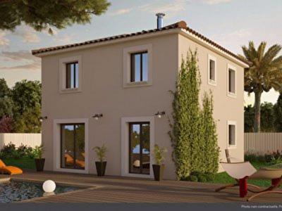 Villa neuve de Type 4 de 116m² à vendre sur Bouillargues