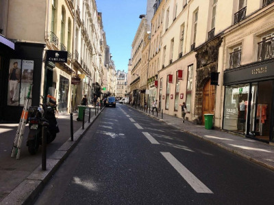Commercial lease transfer - Shop - 25 m2 - Paris 6ème - Photo
