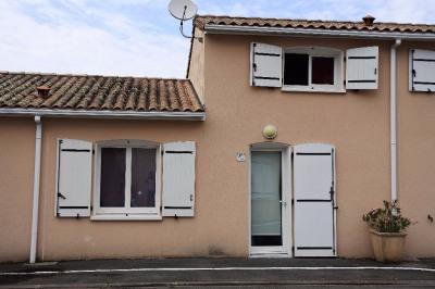 Maison La Tremblade 3 pièce (s) - jardinet - 2 park