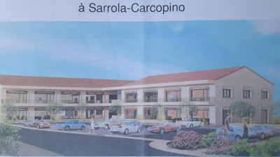 Murs commerciaux: bureaux ou commerces à Sarrola-Carcopino
