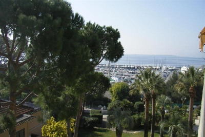 Vente appartement Cap D Antibes