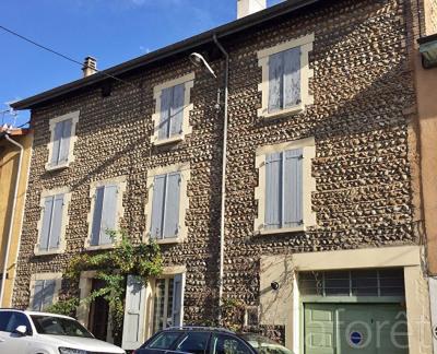 Maison La Cote Saint Andre 5 pièce(s)