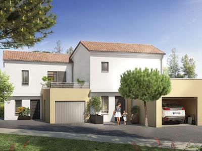 Villa neuve de Type 4 de 103m² à vendre sur Bouillargues