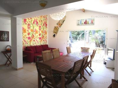 Alquiler vacaciones  casa Lacanau-ocean 1175€ - Fotografía 2