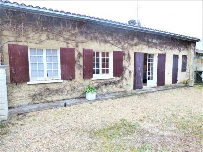 Maison Saint Pey De Castets 33350 3 pièces 76.60 m²